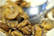 Free Macro Shot Of Button Mushrooms Royalty Free Stock Image - 16835966