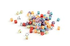 Free Dices Stock Photography - 16836152
