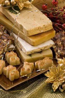 Free Christmas Nougat Stock Photo - 16836420