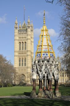 Free Victoria Tower Gardens, Westminster, London Stock Photography - 16836622