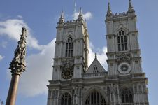 Free Westminster Abbey, London Royalty Free Stock Photography - 16836697