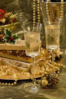 Free Christmas Nougat Royalty Free Stock Images - 16836709