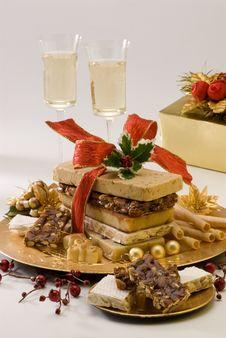 Free Christmas Nougat Stock Photo - 16836790