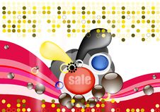 Free Colorful Design Sale Stock Images - 16837404
