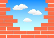 Free Brick Wall Royalty Free Stock Photos - 16838068