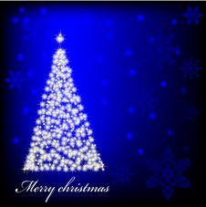 Christmas Illustration. Royalty Free Stock Photos