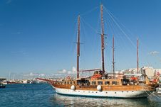 Free Wooden Boats Royalty Free Stock Photography - 16839167