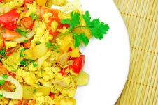 Free Omelet Royalty Free Stock Photography - 16839317