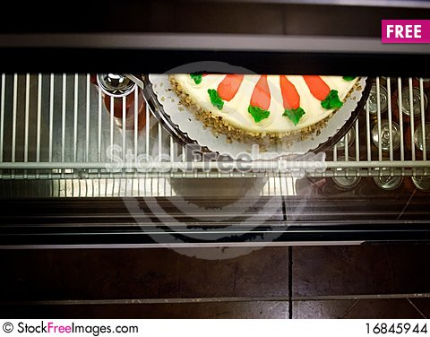 Free A Carrot Cake Stock Images - 16845944