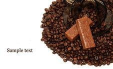 Free Coffee And Chocolate Royalty Free Stock Photo - 16840635