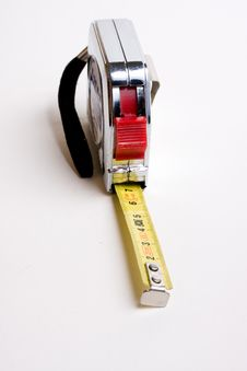 Free Silver Tape Line Stock Photography - 16840642