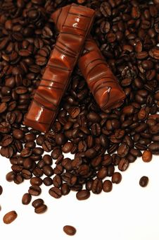 Free Coffee And Chocolate Royalty Free Stock Image - 16840666
