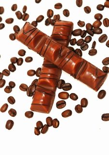 Free Coffee And Chocolate Royalty Free Stock Photography - 16840737