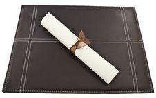 Free Diploma With Portfolio Royalty Free Stock Photo - 16841085