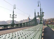 Free Freedom Bridge Stock Photo - 16842210