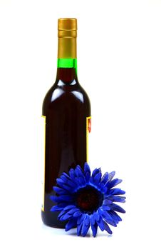 Free Grape Wine Botttle Royalty Free Stock Images - 16842489