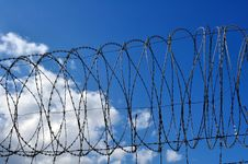 Free Barbed Wire Stock Photos - 16842723