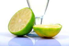 Free Fresh Lime Royalty Free Stock Photo - 16843765