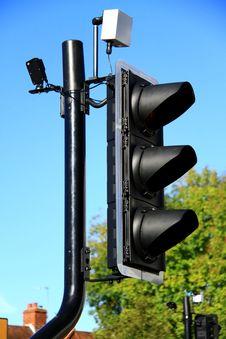 Free Traffic Light Royalty Free Stock Image - 16845286