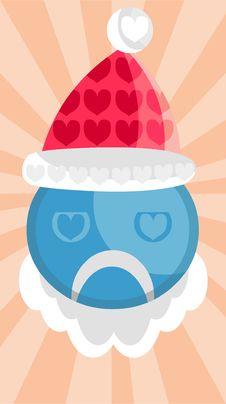 Free Lovely Santa Stock Photography - 16845452
