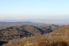 Serbian Mountain Royalty Free Stock Images