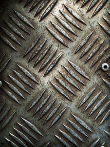Floor Steel Plate Stock Images