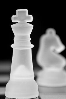 Free Chess Pieces Royalty Free Stock Photos - 16846758