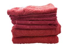 Free Bath Towels Royalty Free Stock Images - 16846759