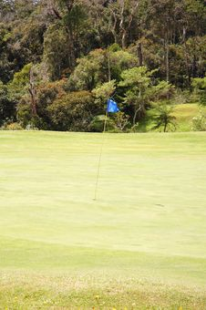 Free Golf Field Royalty Free Stock Photos - 16846858
