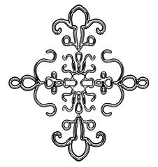 Free Abstract Snowflake Illustration Royalty Free Stock Images - 16847829