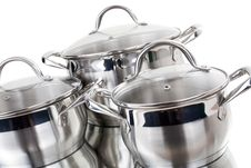 Free Series Of Images Of Kitchen Ware. Pan Stock Images - 16847904