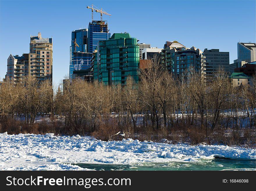 Winter in Calgary 2