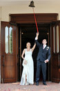 Free Bride And Groom Royalty Free Stock Photos - 16850618