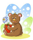Free Happy Little Teddy Royalty Free Stock Images - 16850839