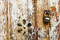 Free An Old Lock Stock Images - 16852024