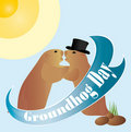 Free Holiday Groundhog Day Royalty Free Stock Images - 16852669