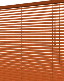Free Blinds Royalty Free Stock Photos - 16851018