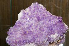 Free Purple Amethyst Royalty Free Stock Photos - 16852188