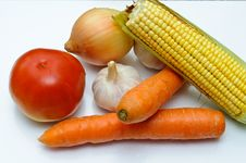 Free Fresh Vegetables Stock Photo - 16852550