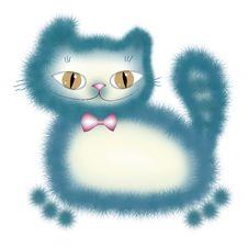 Free Cat Royalty Free Stock Photo - 16853285