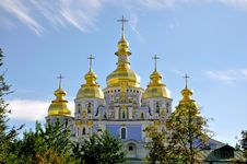 Free St. Michael S Monastery Stock Image - 16853521