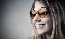 Free Stylish Sunglasses Stock Photography - 16853552