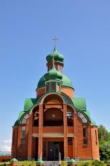 Free Church Stock Image - 16853561