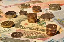 Free Money Royalty Free Stock Image - 16854046