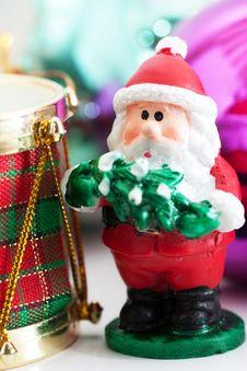 Free Santa Claus Royalty Free Stock Photography - 16854417
