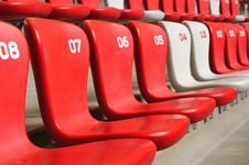 Free Seats Stock Images - 16854624