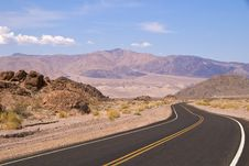 Free Death Valley Royalty Free Stock Photo - 16854935