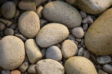 Free Pebbles Royalty Free Stock Photo - 16855075