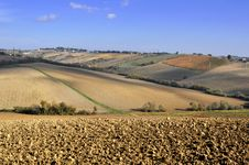 Free Italian Countryside Royalty Free Stock Photo - 16855895