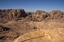 Free Petra, Jordan Royalty Free Stock Photography - 16856707
